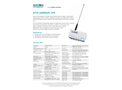 Adcon - Model A753 addWAVE Series 4 - Universal Data Logger - Brochure