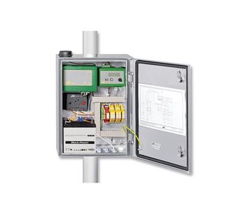 OTT HydroSystems - Complete Hydrological Gauging Stations with Telemetry