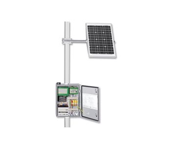 Complete Hydrological Gauging Stations with Telemetry-1