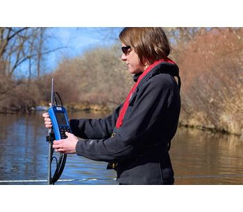 Handheld Electromagnetic Water Flow Meter-4