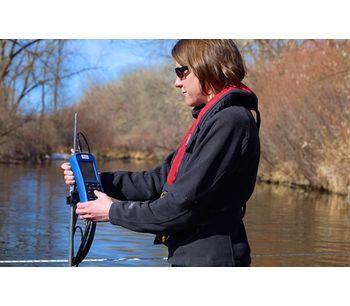 Handheld Electromagnetic Water Flow Meter-3