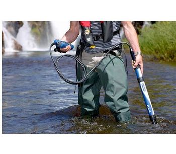 Multiparameter Water Quality Sonde-4
