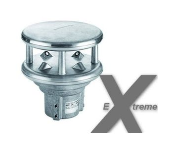 OTT HydroMet - Model LUFFT VENTUS-X-UMB - Ultrasonic Wind Sensors with Extended Heating