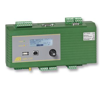 Data Logger for Remote Data Collection & Long Term Monitoring-2