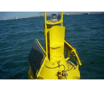 Water Quality Monitoring Buoy-1