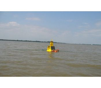Water Quality Monitoring Buoy-3