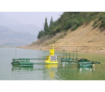 Water Quality Monitoring Buoy-4