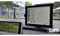 Lufft BlueClub Meeting 2014 - First Presentation of Mobile Road Sensor Marwis - Video