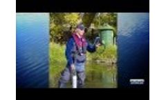 Water Quality Monitoring with OTT Hydromet - Video