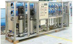 Skylark - Model SEP-RO-01 - Industrial Reverse Osmosis Plant
