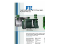 PTA Filter Container, Septic Tank Riser, Adaptor and Lid Brochure
