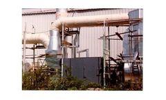 CPI VECTOR - Model NR Series - Non-Recuperative Catalytic Oxidizer