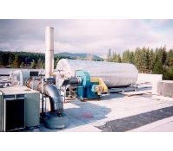 CPI QUADRANT - Model IR Series - Thermal Oxidizer