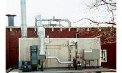 CPI VECTOR - Model 4,000 - Catalytic Oxidizer