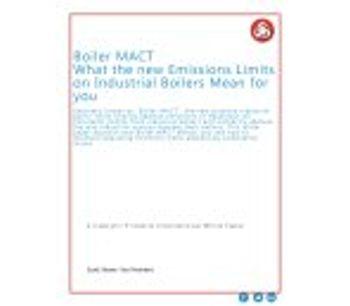 Boiler Mact Emissions Limits