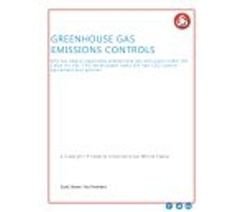Greenhouse Gas Emissions Control