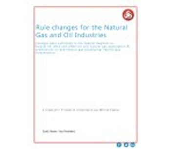 Rule Changes for the Natural Gas Industry