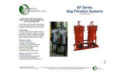 Pan America Environmental - Model BF - Bag Filter System - Brochure