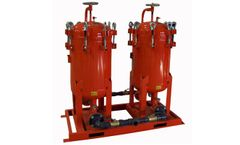Pan America Environmental - Model BF - Bag Filter System