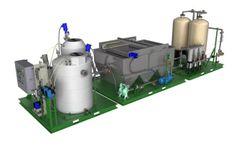 Pan America Environmental - Model BOWTS - Bilge Oily Water Treatment Systems