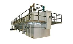Pan America Environmental - Model CRT Series - Chemical Reaction Treatment Plant