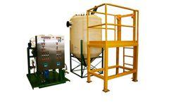 Pan America Environmental - Model BTS - Batch Treatment System