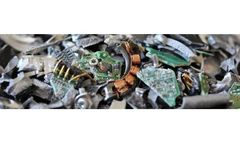 Reliable Shredding Technology for Electronic Scrap