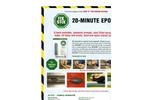Fix Stix - Leak Control Kits - Datasheet