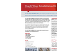 Stop It - Gas Riser Rehabilitation Kit - Data Sheet