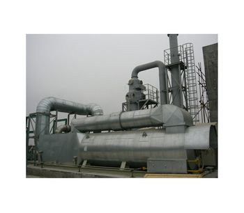 WK - Model Incinerator - High Temperature Oxidizer