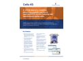 Cello 4S Remote Monitoring Solution System Datasheet