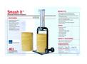 Smash It - Pneumatic-Powered Compactor - Brochure