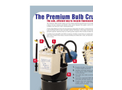 Premium Bulb Crusher Datasheet