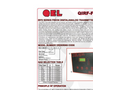 Model QIRF Series - Dual Channel Freon Gas Detectors Brochure