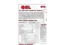 Model QTS-6000 Series - Toxic Gas Transmitter/Sensors Brochure