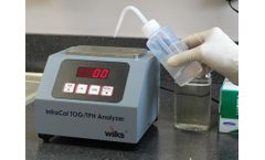 ppm Measurement of Oil in Water for the Petrochemical Industry