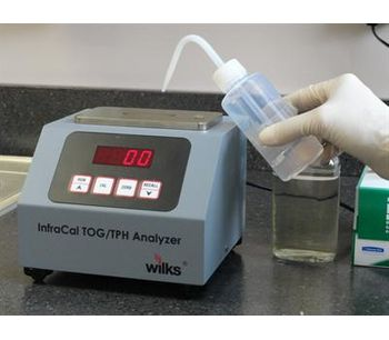 ppm Measurement of Oil in Water for the Petrochemical Industry - Chemical & Pharmaceuticals - Petrochemical