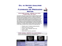 Oil in Frac Water Measurements - Brochure