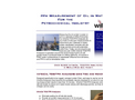 ppm Oil in Water Measurements for the Petrochemical Industry - Brochure