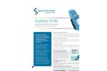 SpectroVisc - Model Q3000 Series - Portable Kinematic Viscometers - Datasheet