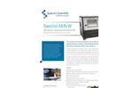 Spectroil - Model M/N-W - Military Oil Analysis Spectrometer - Datasheet
