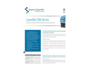 LaserNet - Model 200 Series - Automated Wear Debris Analyzer - Datasheet