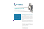 SpectroVisc - Model 300 Series - Automatic Laboratory Viscometer - Datasheet