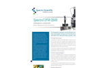 Spectro - Model T2FM 500 - Laboratory Ferrography - Datasheet