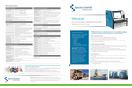 MicroLab - Model 30 - On-Location Oil Analyzer - Datasheet