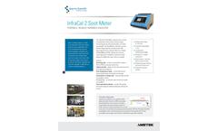 InfraCal 2 Soot Meter Datasheet