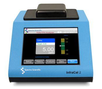 InfraCal 2 - Model TRANS-SP - Oil In Water/Soil Analyzer