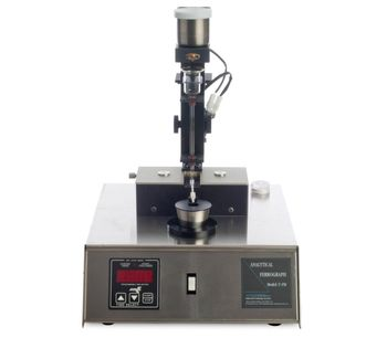 Spectro - Model T2FM 500 - Laboratory Ferrography