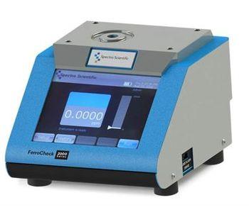 FerroCheck - Model 2000 Series - Ferrous Metal Analyzer
