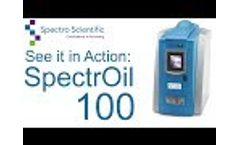 See it in action: Spectroil 100 Elemental Oil Analysis - Video